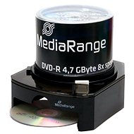 MediaRange Dispenser black