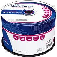 MediaRange CD-R 50ks - Média