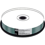 Mediarange CD-R 8 cm Druck 10p cakebox - Media