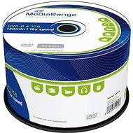 MediaRange DVD-R 50ks CakeBox