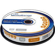 MediaRange DVD + R 4.7GB, 10pcs - Media