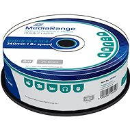 MediaRange DVD+R Dual Layer 8.5GB, 25ks - Média