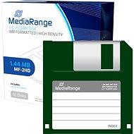"""MediaRange 3.5 """"/ 1.44 megabytes, 10pcs"""