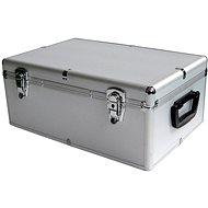 Mediarange DJ Fall 500 Silber - Koffer