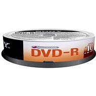 Sony DVD-R 10ks cakebox - Média