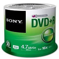 SONY DVD+R 50pcs cakebox