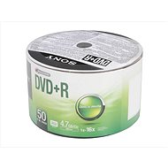 Sony DVD + R 50pcs