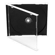 Krabička na 1ks - černá, 10mm, 10pack