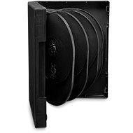 10db-os doboz - fekete, 33mm, 5db/csomag - DVD tok