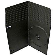 SlimULTRA doboz 1db - fekete, 7mm, 10pack - DVD tok