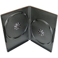 SlimULTRA box for 2 pcs - black, 7 mm