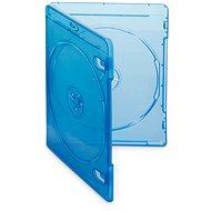 Krabička na 2ks Blu-ray média modrá,10ks/bal - CD/DVD-Hülle