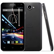 GOCLEVER Quantum 500 Black Dual SIM - Mobilní telefon