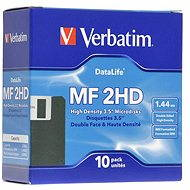 "Verbatim DataLife 3.5""/1.44MB, packaging 10pcs - Floppy Disk"