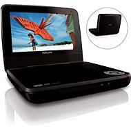 Philips PD7001B - Portable DVD Player