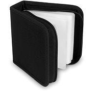 QCP zu 48ks - Nylon - schwarz - CD/DVD-Hülle