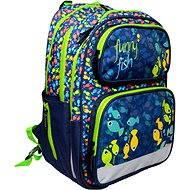 ERGO Kids Ryba - Školní batoh