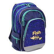 ERGO UNI Fish - Školní batoh
