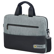 "American Tourister CITY DRIFT LAPTOP BAG 13.3 ""-14.1"" BLACK / GREY"