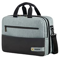 "American Tourister CITY DRIFT 3-WAY BOARDING BAG 15.6"" BLACK/GREY - Brašna na notebook"