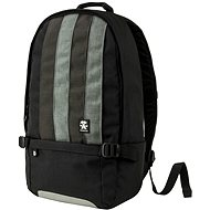 Crumpler Dinky Di Stripy - M - dull black / dark mouse grey