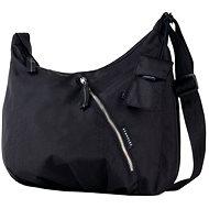 CRUMPLER Doozie Hobo S - Schwarz / Silber - Damen-Handtasche