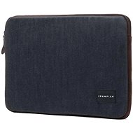 "Crumpler Betty Blue Laptop Sleeve 13"" - dk. denim / earth brown - Pouzdro na notebook"