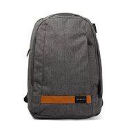 "Crumpler Shuttle Delight Backpack 15"" - white grey - Batoh na notebook"