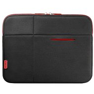 "Samsonite Airglow Sleeves Laptop Sleeve 13.3"" Black-Red"