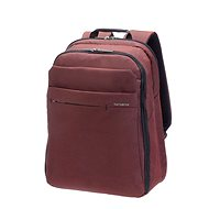"Samsonite Network 2 Laptop Backpack 17.3"" červená - Batoh na notebook"