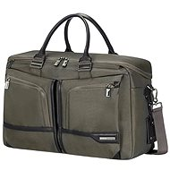 "Samsonite Supreme GT Weekend Duffle 50/20 01/14 ""Dark Olive / Black"