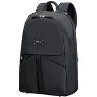 Samsonite Lady Tech ROUNDED BACKPACK 14.1 Black - Batoh na notebook