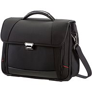 Samsonite PRO-DLX 4 Briefcase 2 Gussets Black