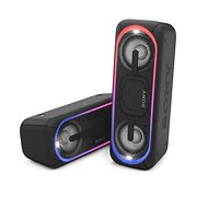 Sony SRS-XB40, black - Wireless Speaker