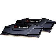 G.SKILL 8GB KIT DDR4 3200MHz CL16 RipjawsV - System Memory