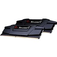 G.SKILL 16 Gigabyte KIT DDR4 3200MHz CL16 RipjawsV - Arbeitsspeicher