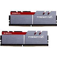 G.SKILL 16 GB KIT DDR4 4266 MHz CL19 Trident Z - Rendszermemória