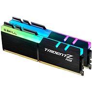G.SKILL 32GB KIT DDR4 3200MHz CL15 Trident Z RGB - Operační paměť