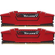 G.SKILL 8GB KIT DDR4 2400MHz CL15 RipjawsV