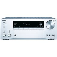 ONKYO TX-NR676E stříbrný - AV receiver