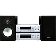 ONKYO CS-N1075 black and silver - Microsystem