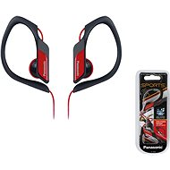 Panasonic RP-HS34E-R red - Headphones