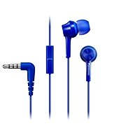 Panasonic RP-A-TCM105E kék - Fej-/Fülhallgató
