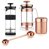 Barista & Co french press + + warbler sifter and scoop