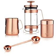 Barista & Co French Press pot + + sifter and scoop