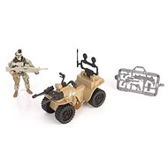 Soldier Force Speed Patrol Taktická čtyřkolka
