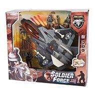 Soldier Force stíhačka - Plastový model
