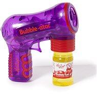 Hamleys Bubbleator fialový se žlutou náplní - Bublifuk