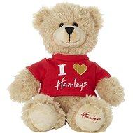 Hamleys Méďa, I Love Hamleys - Plyšová hračka