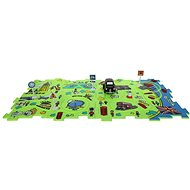 Hamleys Puzzle taxi - Autodráha